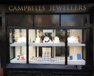 Campbells Jewellers Epsom Store Front