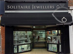 Solitaire Jewellers Penge Insurance Jewelery Watch Ring